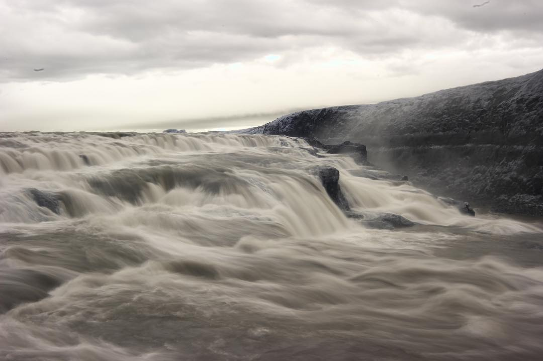 #infrarediceland #48hoursiniceland gullfoss falls